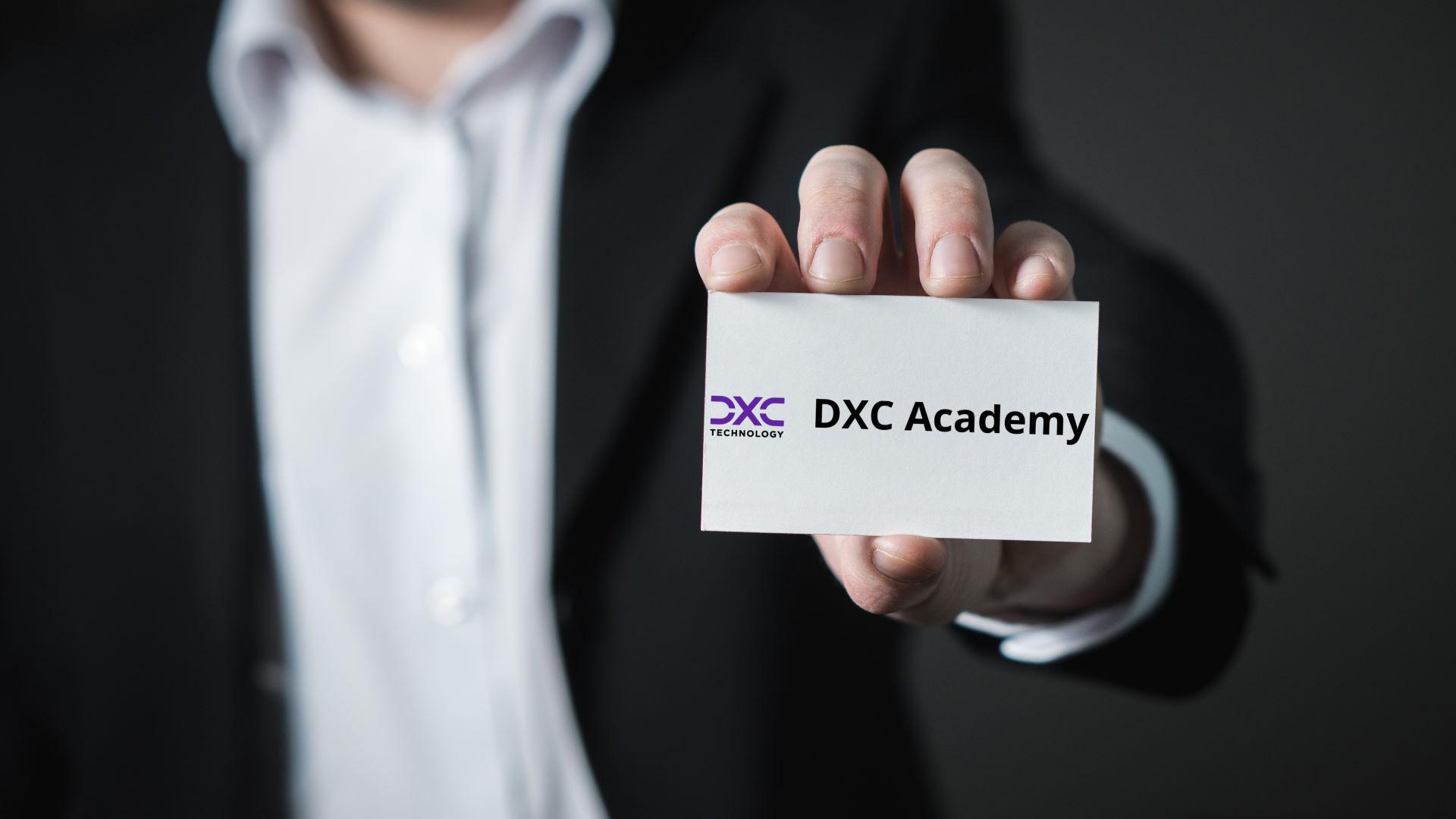 Wir über Uns - DXC Academy