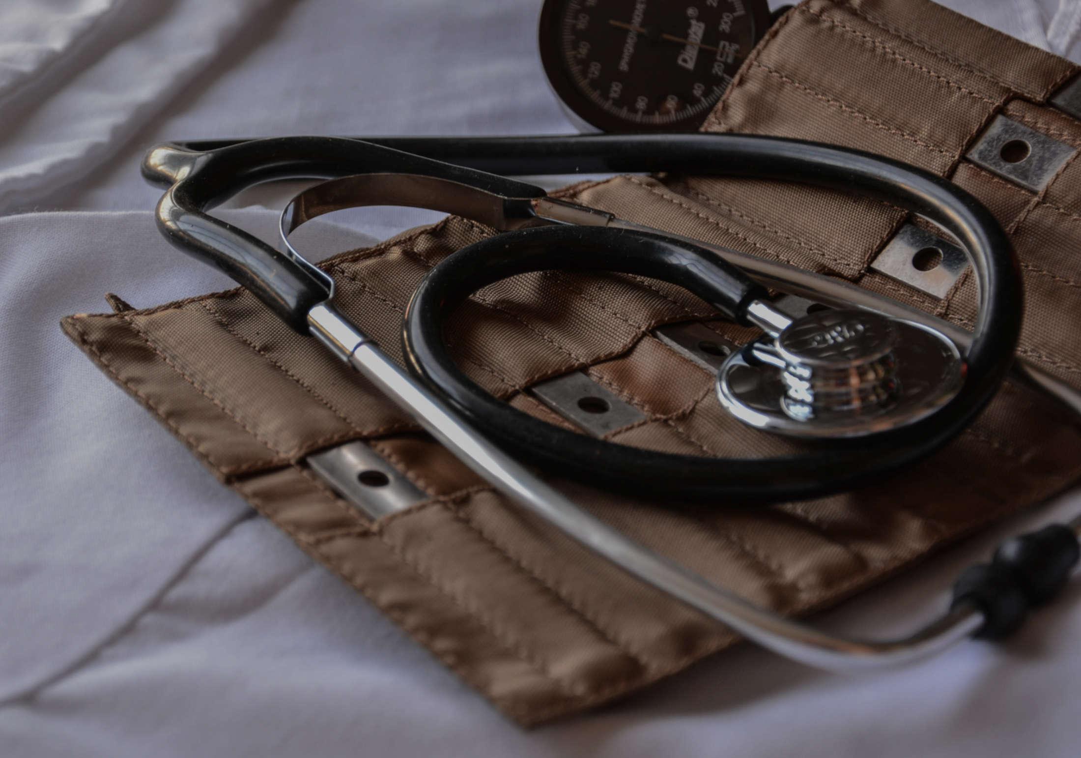Titelbild Gesundheitswesen