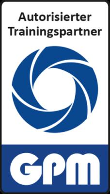 Logo - GPM Autorisierter Trainingspartner
